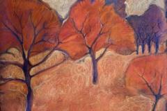 bez tytułu, 2008, 60 x 50 cm