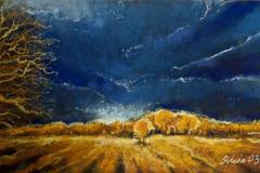 bez tytułu, 2003, 35 x 21 cm