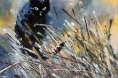 bez tytułu, 2010, 53 x 46 cm