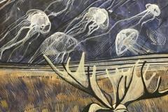 Meduzy emigrują, 2017